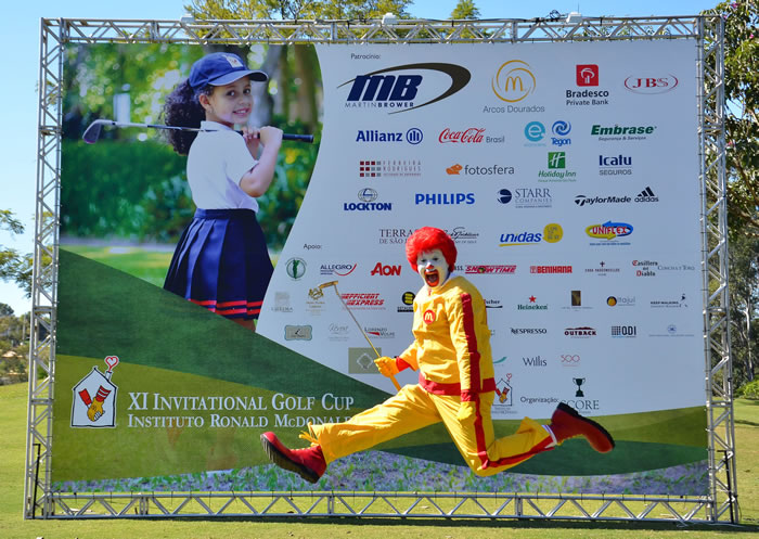 XI Invitational Golf Cup Instituto Ronald McDonald